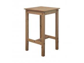 Barový stůl CORONA 2 vosk 16118 borovice vosk