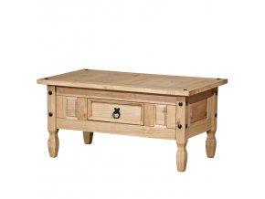 Konferenční stolek CORONA borovice vosk 163910
