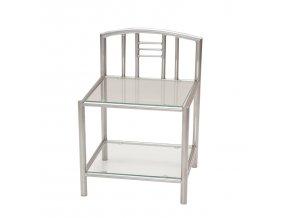 Noční stolek PARIS 3020 kov