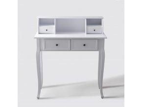 Toaletní stolek STELLA 4204 bílý