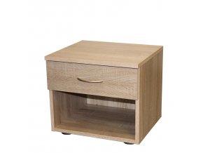 Noční stolek 50140 dub sonoma