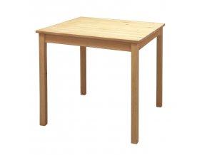 Jídelní stůl 7842 borovice nelak