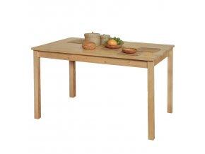 Jídelní stůl 7848 borovice nelak
