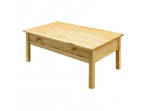 Konferenční stolek TORINO 8092 borovice lak