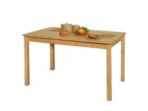 Jídelní stůl 8848 borovice lak