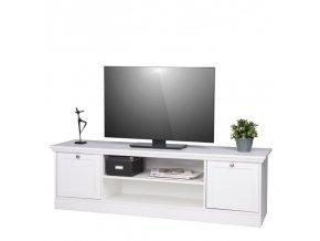 TV stolek LANDWOOD 17 FN1910 bílý