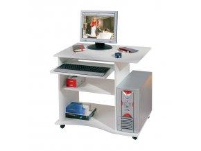 PC stůl PEPE ID13300030 bílý