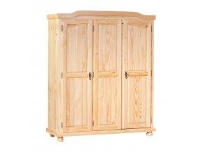 BERN šatní skříň