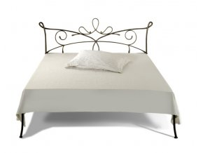 Kovaná postel SIRACUSA kanape