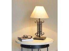 Stolní lampa SAUMUR