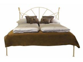 Kovaná postel CORDOBA kanape