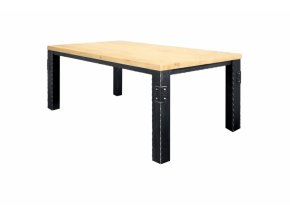 Kovový stůl LANGEAIS konferenční