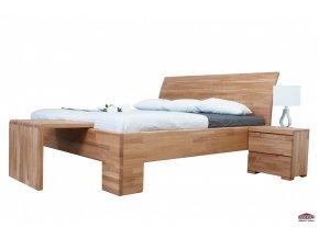manzelska postel sofia celo oble plne 180 cm dub cink hlavni 1600x1066 product popup