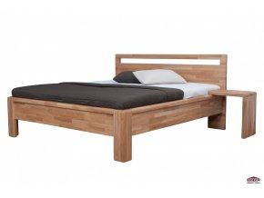 manzelska postel florencia celo rovne s vyrezy 180 cm dub cink hlavni 1600x1066 product popup