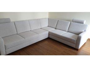 Rohová sedací souprava LAURA 313x250 cm