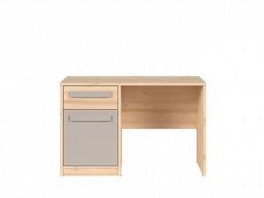 NAMEK BIU1D1S psací stůl buk iconic/šedá
