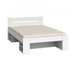 NEPO PLUS LOZ3S postel bílá