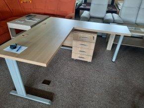 akční PC stůl GALA 160 x 164 cm