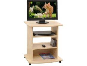 Televizní stolek SONG (MIKULIK buk)