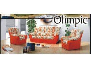 OLIMPIC dvojsedák (2)15 II.sk (CREDO snadné čištění Werona 16)