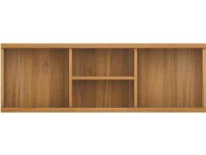 Závěsná skříňka N-103 (Materiál VNP Buk)