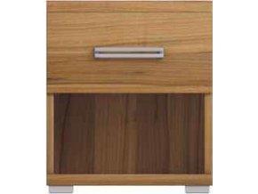 Noční stolek N-133 (Materiál VNP Buk)