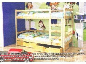 akcni patrova postel tomek