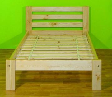 Masivní postel NINA 90