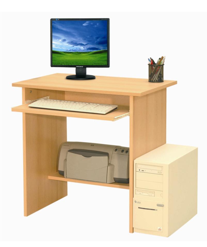 Počítačový stolek JUPITER