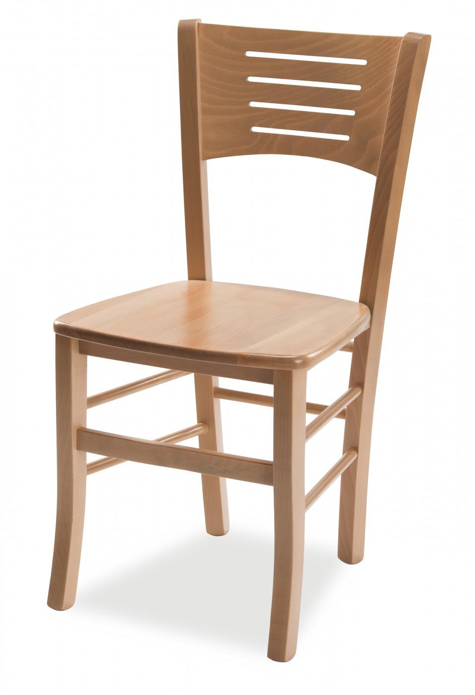 Kuchyňská židle ATALA masiv