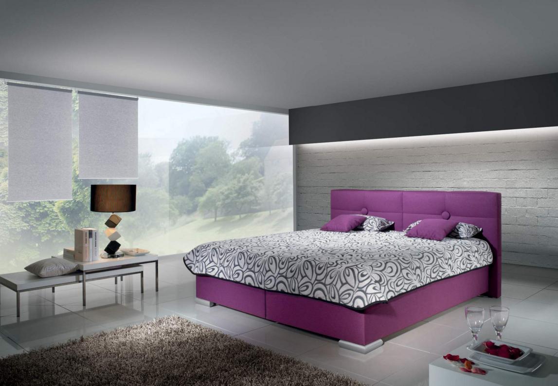 akční manželská postel FACILE