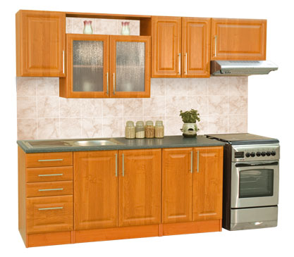 Kuchyňská linka BRAVO 8 240cm