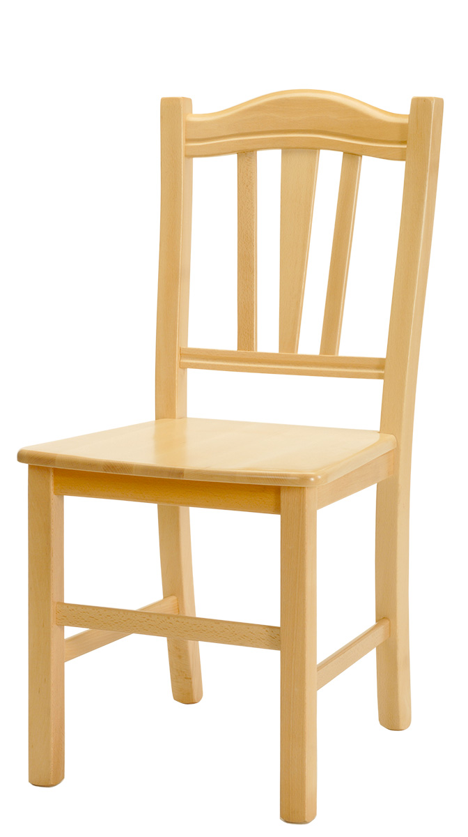 Židle SILVANA masiv skladová
