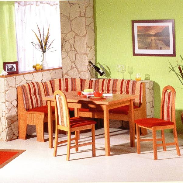 Kuchyňská rohová lavice Sevilla B4