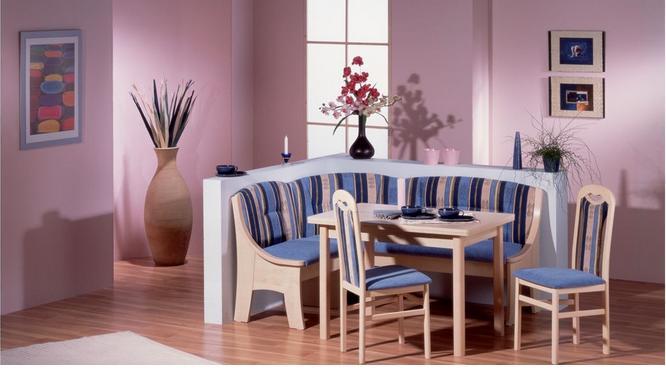 Kuchyňská rohová lavice DORTMUND B5