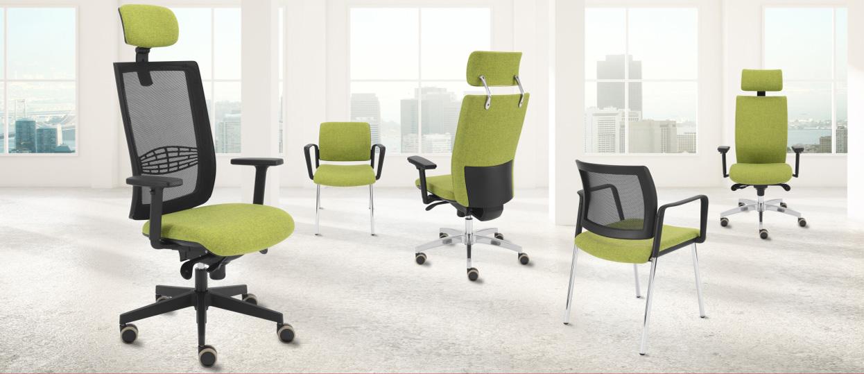 Kancelářská židle KENT
