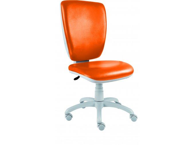 Kancelářská židle TORINO - koženka