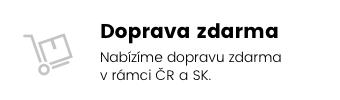 Doprava zdarma | Nabízíme dopravu zdarma v rámci ČR a SK