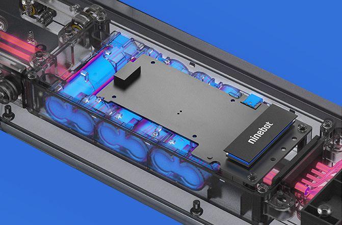 baterie eKickscooter ZING E10