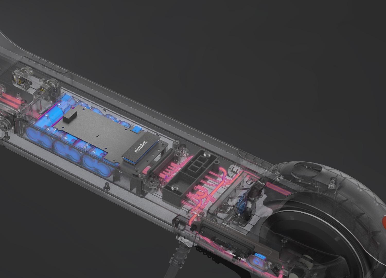 baterie eKickscooter ZING E8
