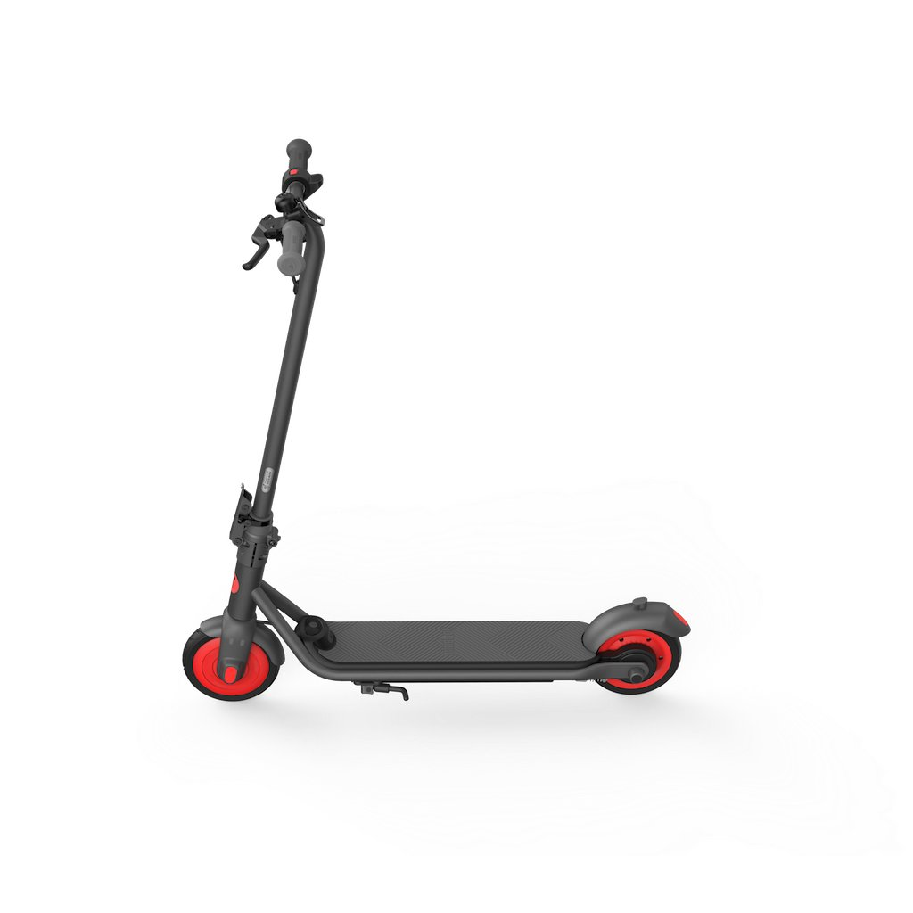 eKickScooter ZING C20 Product picture 360 inclined view (9)