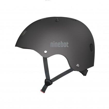 Ninebot Black helmet side