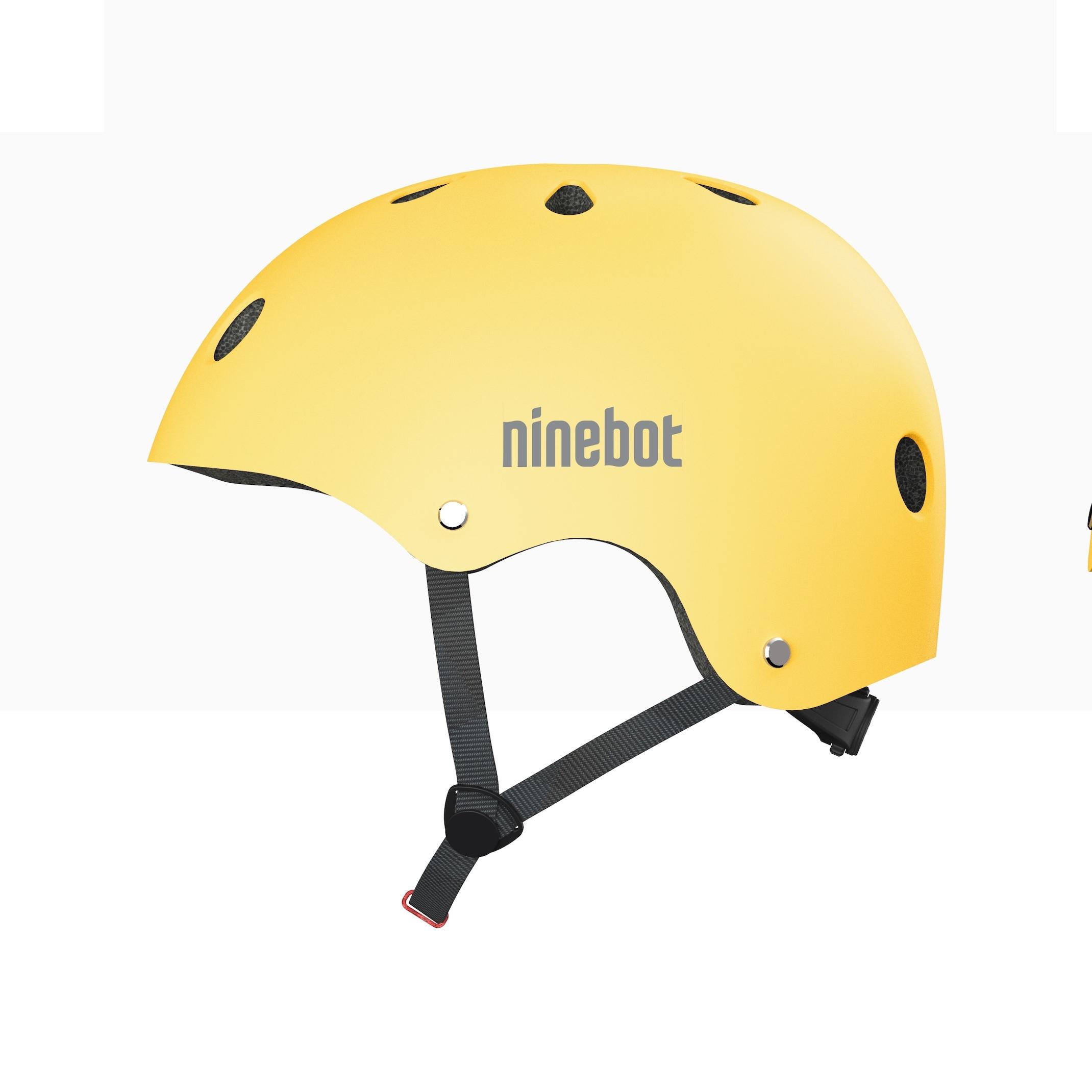 Helma Segway-Ninebot L/XL, žlutá
