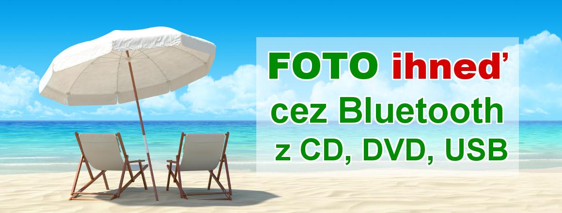 Fotografie Vám v dvoch predajňach SELEKTRA, v centre mesta Partizánske, zhotovíme ihneď.