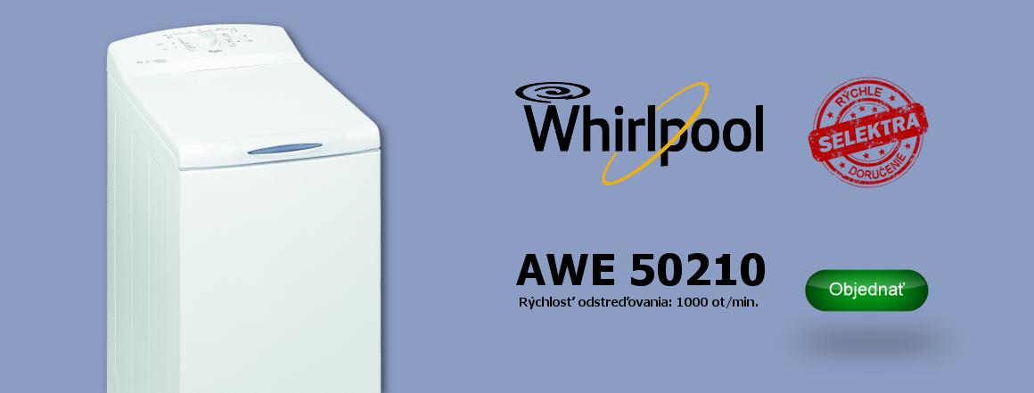 Whirlpool AWE 50210