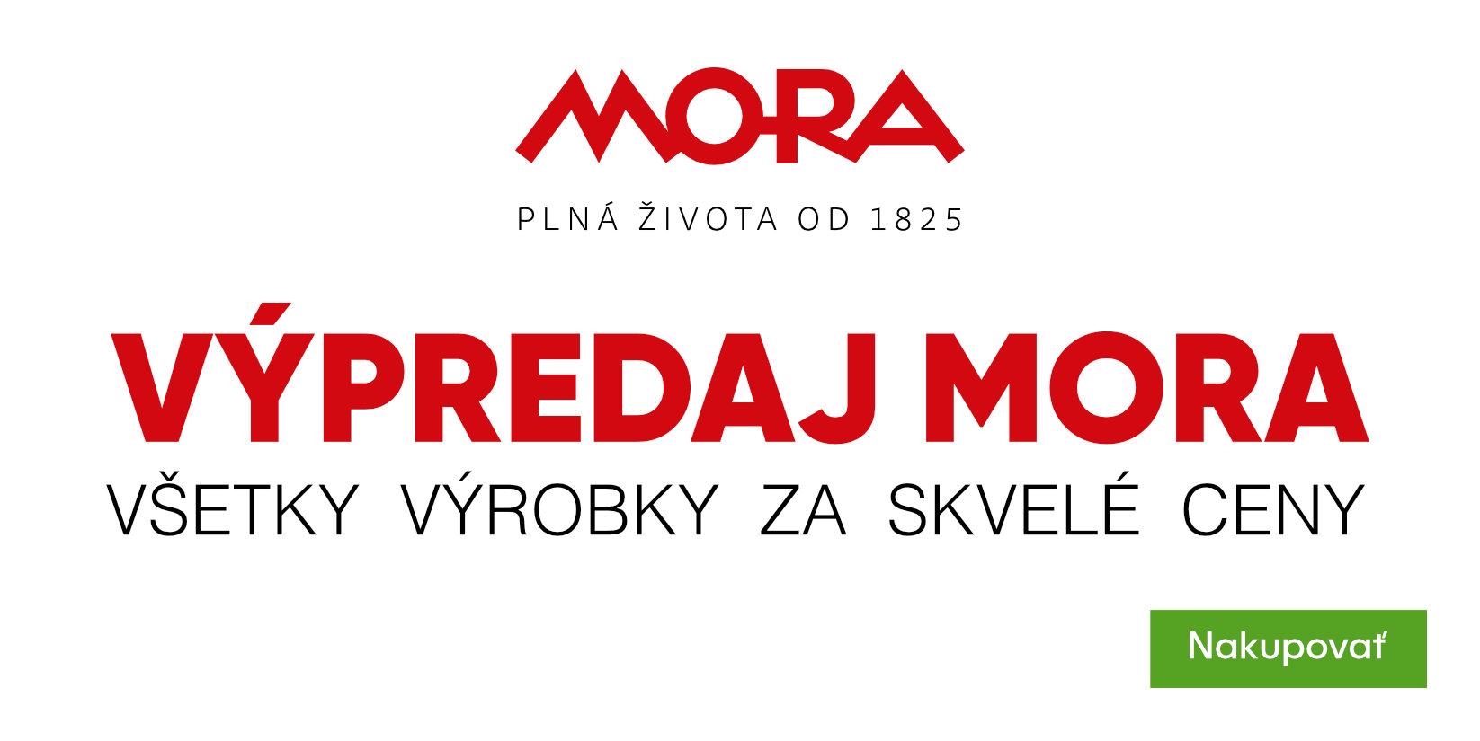 Výpredaj Mora!