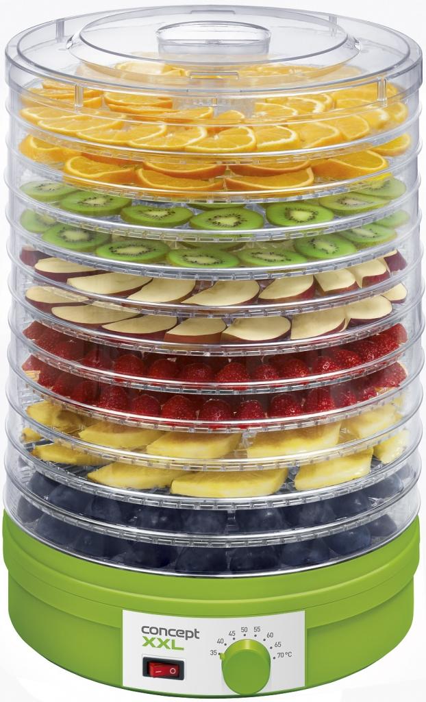 Sušičky ovocia