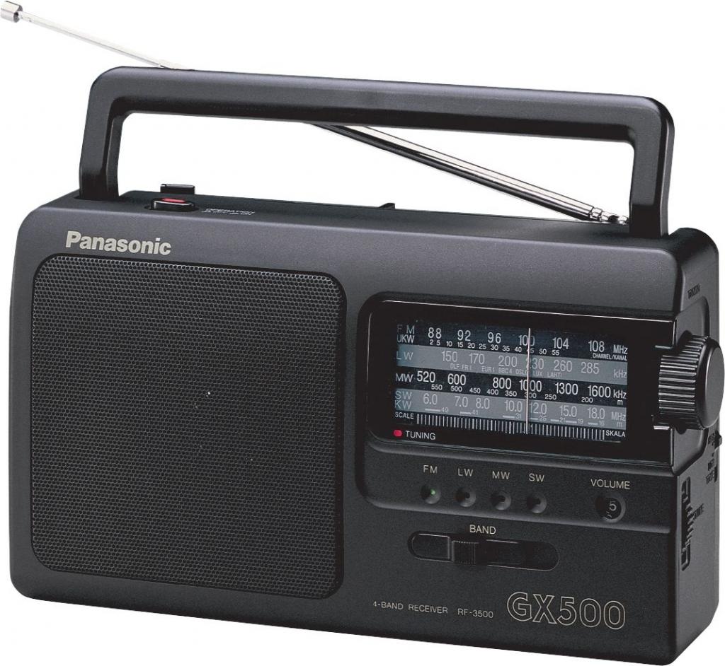 Rádioprijímače a rádiobudíky