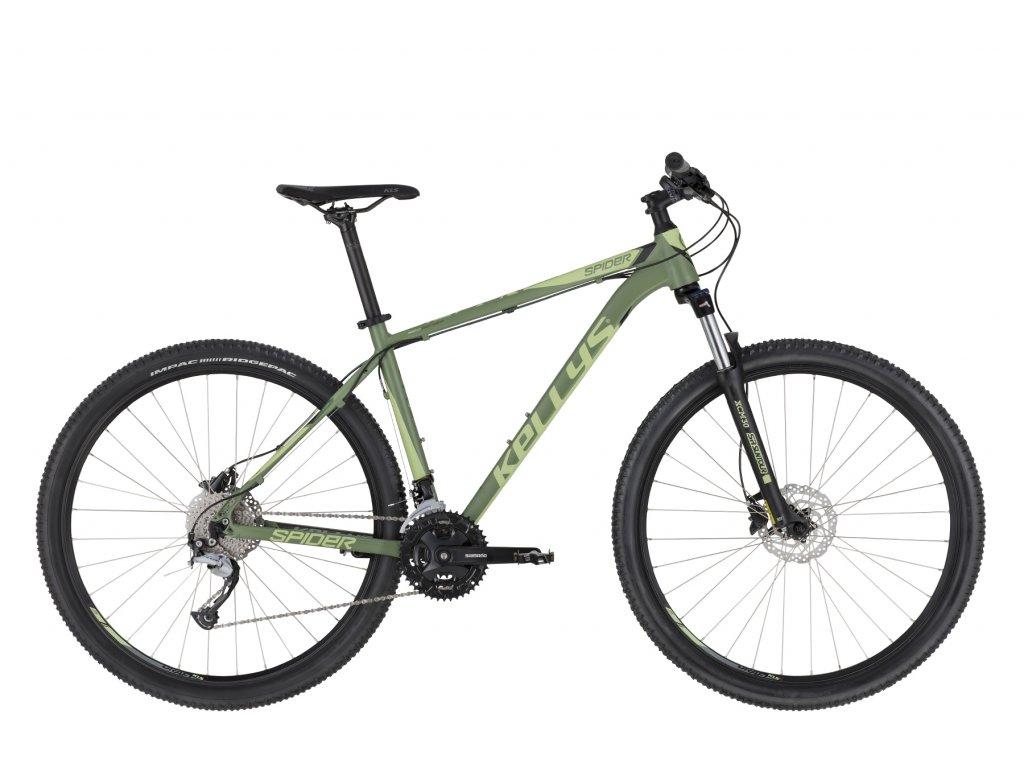 KELLYS SPIDER 50 SAGE GREEN 2020