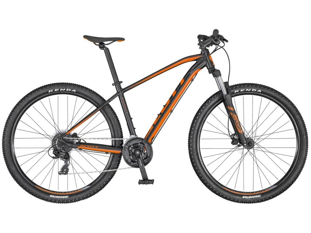 SCOTT ASPECT 960 BLACK ORANGE 2020
